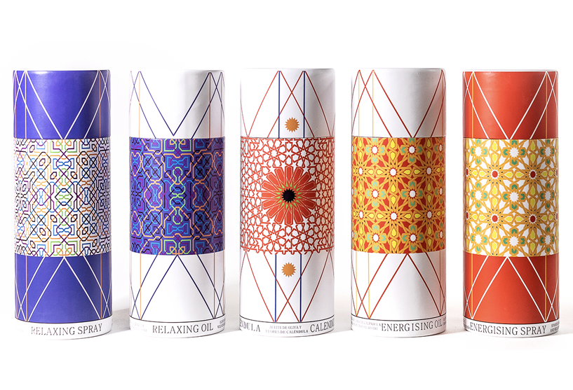 Andaluz Skincare Packaging